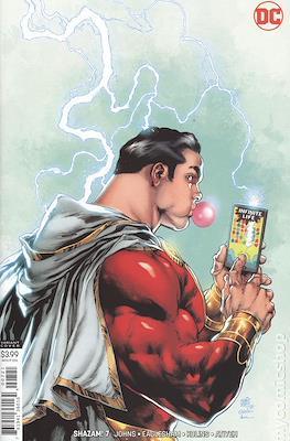 Shazam! Vol. 3 (2018- Variant Cover) (Comic Book) #7
