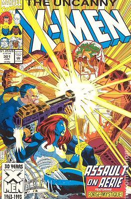 The Uncanny X-Men (1963-2011) (Comic-Book) #301