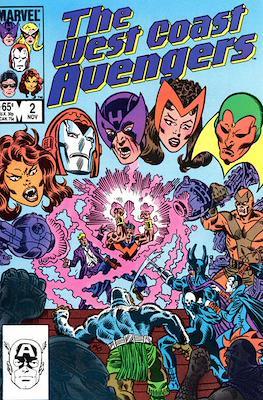West Coast Avengers Vol. 2 (Comic-book. 1985 -1989) #2