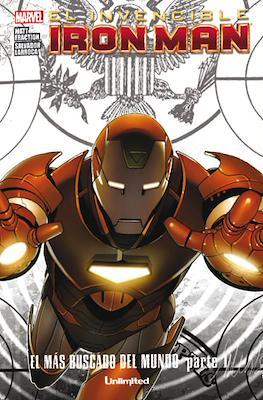 El invencible Iron Man (Rústica) #4
