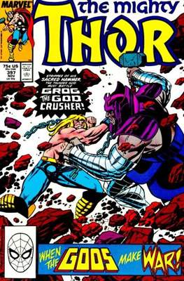 Journey into Mystery / Thor Vol 1 (Comic Book) #397