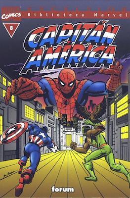 Biblioteca Marvel: Capitán América (1999-2000) #8