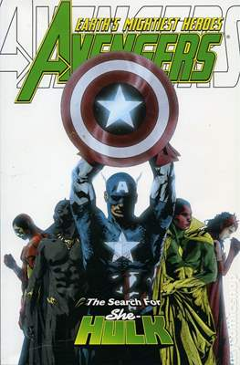 The Avengers Vol. 3 (1998-2004) (Softcover 152 pp) #3
