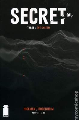 Secret (2012) #3
