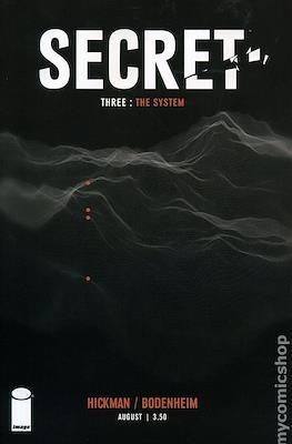 Secret (2012) (Comic books 32 pags) #3