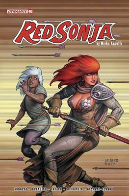 Red Sonja (2021-Variant Cover) #2.1