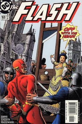 The Flash Vol. 2 (1987-2006) (Comic Book) #169