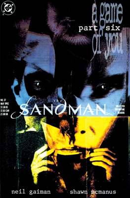 The Sandman (1989-1996) (Comic Book) #37