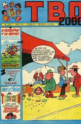 TBO 2000 - El TBO (Grapa) #2137