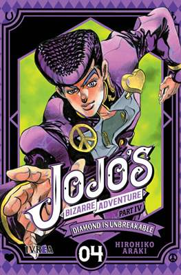 JoJo's Bizarre Adventure - Part IV: Diamond Is Unbreakable (Rústica con sobrecubierta) #4