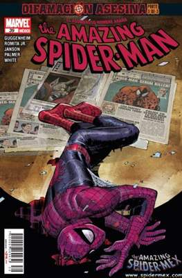 The Amazing Spider-Man (2005-2013) (Grapa) #39