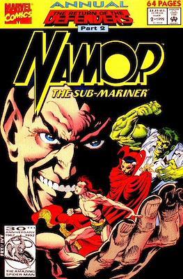 Namor the Sub-Mariner Annual Vol 1 #2