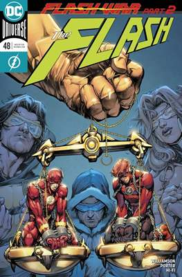 The Flash Vol. 5 (2016-2020) (Comic Book) #48