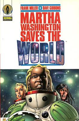 Martha Washington Saves the World