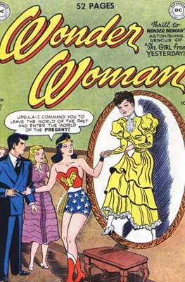 Wonder Woman Vol.1 (1942-1986; 2020-) (Comic Book) #38