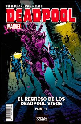 Deadpool. El regreso de los Deadpool vivos (Rústica) #1