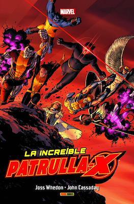 La Increíble Patrulla-X. Marvel Integral (Cartoné 336 pp) #2