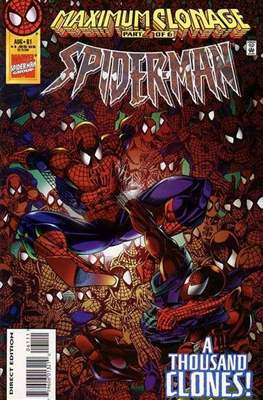 Spider-Man (Vol. 1 1990-2000) (Comic Book) #61