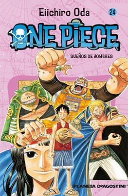 One Piece (Rústica con sobrecubierta) #24