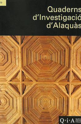 Quaderns d'Investigació d'Alaquàs