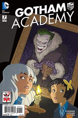 Gotham Academy (2014-2016 Variant Covers) #7