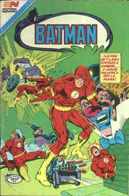 Batman (Grapa. Serie Avestruz) #11