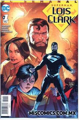 Superman: Lois and Clark (Grapa) #1