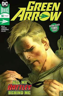 Green Arrow vol. 6 (2016-2019) (Comic-book) #50