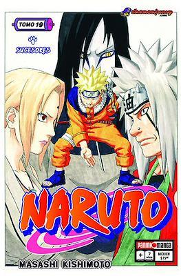Naruto (Rústica) #19