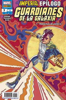 Guardianes de la Galaxia (2013-) #82/7