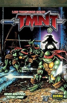 TMNT. Las Tortugas Ninja (Rústica) #5