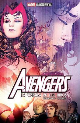 Avengers: La Cruzada de los Niños - Marvel Grandes Eventos