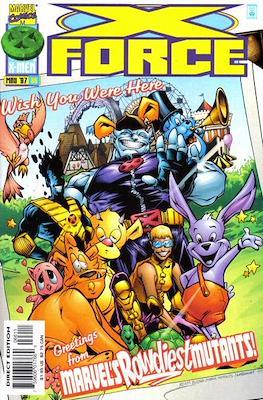 X-Force Vol. 1 (1991-2002) (Comic Book) #66