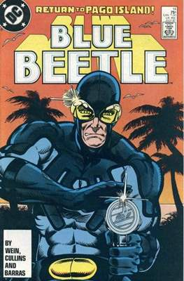 Blue Beetle Vol. 1 #14