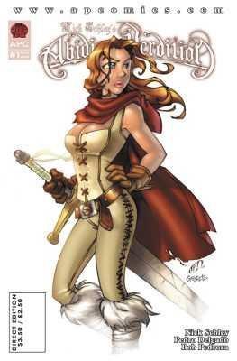 Abiding Perdition (Comic Book) #1