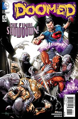 Doomed (Comic Book) #6