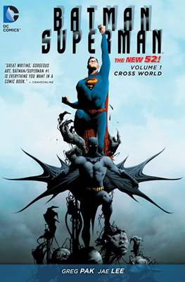Batman / Superman Vol. 1 (2013) New 52 #1