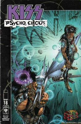 Kiss - Psycho Circus (Grapa) #18