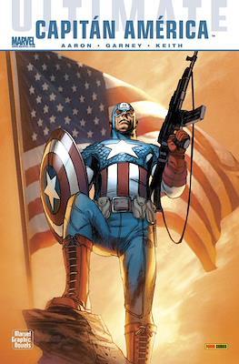 Ultimate Comics. Capitán América