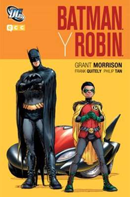Batman y Robin #1
