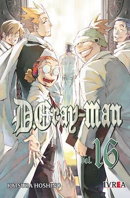 D.Gray-Man (Rústica) #16
