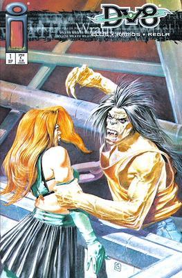 DV8 (Variant Cover) (Comic Book) #1.6