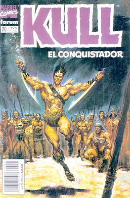 Kull el conquistador (Grapa 48 pp) #20