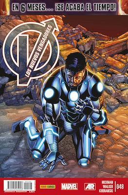 Los Nuevos Vengadores Vol. 2 (2011-2017) (Grapa, 32 páginas) #48