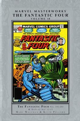 Marvel Masterworks: The Fantastic Four (Hardcover) #18