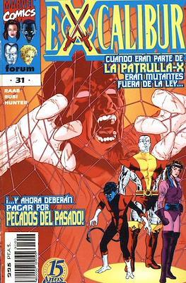 Excalibur Vol. 2 (1996-1999) (Grapa 24 pp) #31