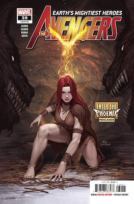 The Avengers Vol. 8 (2018-...) #39