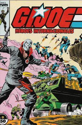 Comando G.I.Joe (Grapa. 19x27. 32 páginas. Color.) #9