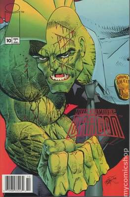 The Savage Dragon (Variant Cover)