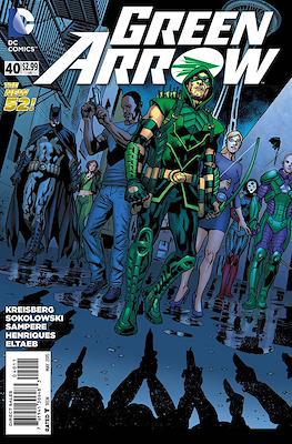 Green Arrow vol. 5 (2011-2016) (Comic-Book) #40
